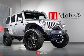 custom jeep white custom jeeps arizona used luxury cars 101 motors