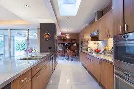 mid century modern walnut kitchen cabinets 20 mid century modern design kitchen ideas