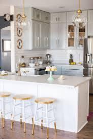 Small Kitchen Designs Pinterest 2734 Best Kitchen For Small Spaces Images On Pinterest Kitchen