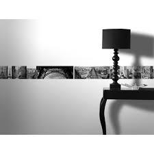 frise murale cuisine frise vinyle adhésive romantique l 5 m x l 15 cm leroy merlin