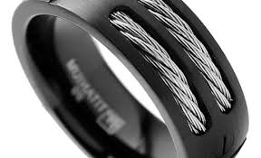 titanium mens wedding rings wedding rings mens wedding ring titanium stylish mens wedding
