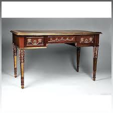 bureau style louis xvi table louis xvi neoclassical louis xvi writing table or bureau plat