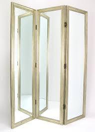 Glass Panel Room Divider Wayborn 72
