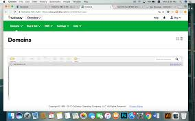 solved newly purchased domain names do not appear in my d