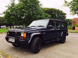 modified jeep cherokee jeep cherokee xj 4 0 classic american spec model in greenford