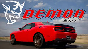 dodge challenger demon 2018 dodge demon horsepower charger u0026 challenger depreciation