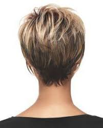 wedge haircut with stacked back back view of short haircuts short haircuts crown and layering