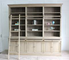 Provincial Bookcase Bookcase With Ladder Bookcase With Ladder Suppliers And