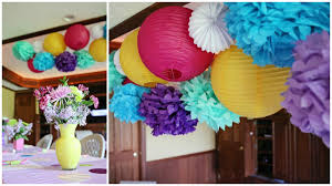 Baby Shower Decoration Ideas Exciting Baby Shower Table Decorating Ideas With Birthday Cake