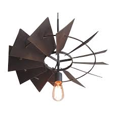 vintage windmill ceiling fan just arrived rustic windmill ceiling fan with light kit