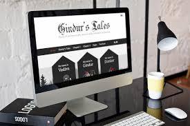 gindur medieval wordpress blog themes u0026 templates