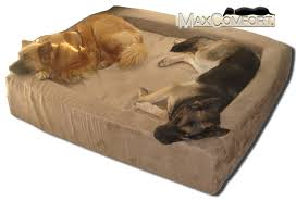 comfort nest memory foam dog bolster beds made in the u s a