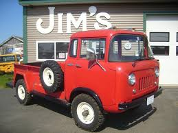 1962 willys jeep pickup 1962 jeep fc 170 youtube