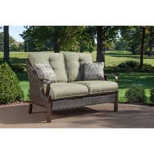 Ventura Patio Furniture by Ventura 4 Piece Seating Set In Vintage Meadow Ventura4pc