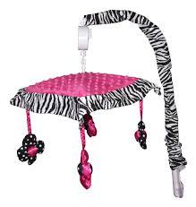 Pink Zebra Crib Bedding Sisi Baby Bedding Pink Zebra 13 Pcs Crib