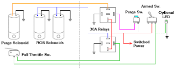 nos nitrous relay wiring diagram wiring diagram simonand