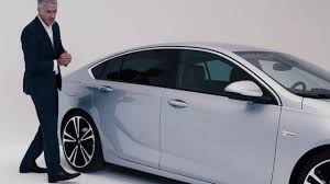vauxhall insignia grand sport 2017 opel insignia grand sport video debut youtube