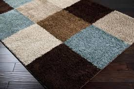 Blue Brown Area Rugs Impressive Awesome Blue Area Rugs The Home Depot Intended For And