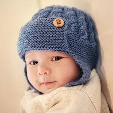 knitting pattern for cabled baby aviator hat dayton knit flat