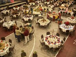 dining table for banquet decorating ideas with