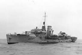 corvette boat ww2 16th november 1941 u 433 sunk by hms marigold