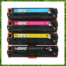 color toner cartridge cf400a cf401a cf402a cf403a 201a for hp