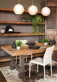 industrial dining room table create a warm industrial living space industrial dining rooms