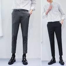 online get cheap men pleate dress pants aliexpress com alibaba