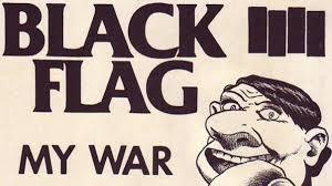 Black Beard Flag über 80 Originale Black Flag Flyer Vice