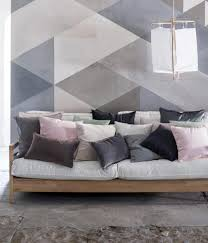 wandgestaltung grau warmes grau verträgt sich prima mit blau bild 14 living at home