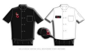 pollo salsa grill design by t1 creative