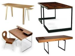 Modern Wooden Desks Desk Guide Design Sponge