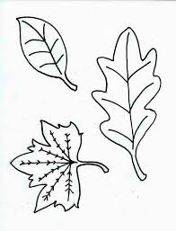 autumn leaf image coloring page autumn leaf image coloring page