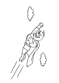 100 super hero color pages superhero flash coloring pages