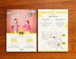 inspiring album of indonesian wedding invitations for your