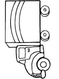 Truck Coloring Pages Color Printing Coloring Sheets 2 Free Printing Color Pages