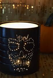 día de muertos luminaries halloween craft hop