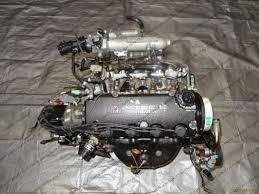 d15b sohc vtec e engine u0026 manual 5 speed transmission 92 95