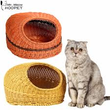 Cave Beds For Dogs Popular Cat Wood Bed Buy Cheap Cat Wood Bed Lots From China Cat