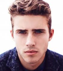 hairstyles for curly haired square jawed men short wavy hairstyles for men latest men haircuts