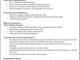 Technical Support Resume Format Stylist Ideas Resume Template Examples 5 Resume Sample Free