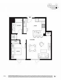 luxury loft floor plans kaufman lofts floor plans luxury 815 tennessee street 113 san