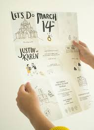 unique wedding invitation best 25 creative wedding invitations ideas on