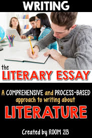 sample literary essays a literary essay write a literary analysis paragraph a well essay best ideas about literary essay essay writing literary essay lessons help your high school english students