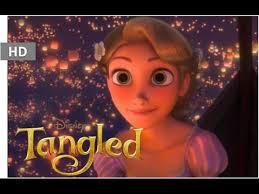 tangled movie disney official storybook rapunzel disney