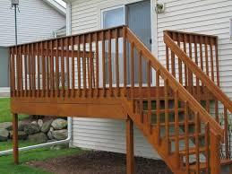 how to repair a splintering deck homeadvisor