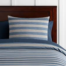 twin navy duvet cover pbteen