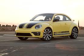 2014 volkswagen beetle gsr first test motor trend