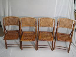 Vintage Bamboo Chairs Perfect Bamboo Folding Chairs On Furniture With Vintage Mid