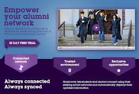 alumni network software with 1 1m in the bank graduway launches to help schools reinvent